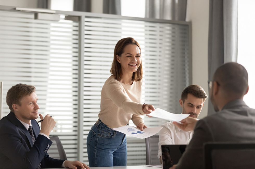 7 Ways To Stand Out As A Leader At Work - Work It Daily   Where Careers Go To Grow